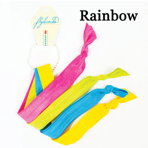 Fly Band Rainbow:  (© )