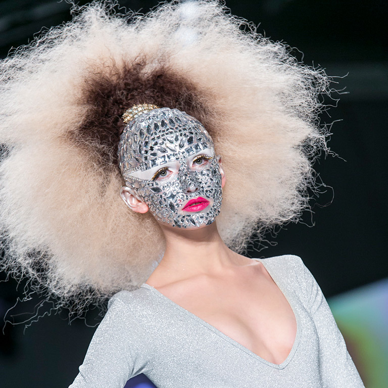 Fashion & Fantasy, Fashionweek 2015, Berlin (© Thomas Rafalzyk)