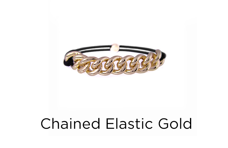 Chained Elastic Gold:  (© )
