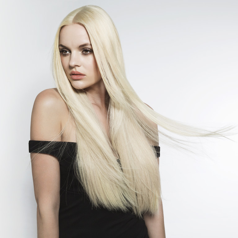 Schonende Haarpflegeserie von Great Lengths (© Great Lengths)