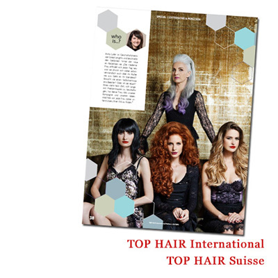 TOP HAIR International & TOP HAIR Suisse (© TOP HAIR International & TOP HAIR Suisse)