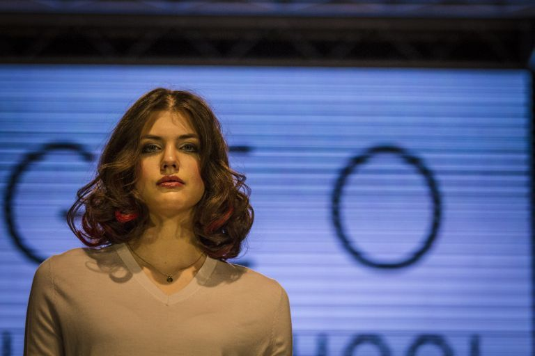 HAIR Fachmesse Graz: tolle Frisuren:  (© )