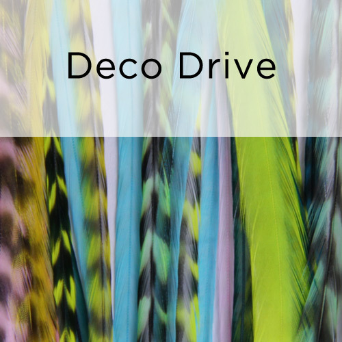 Deco Drive - Featherlocks:  (© )
