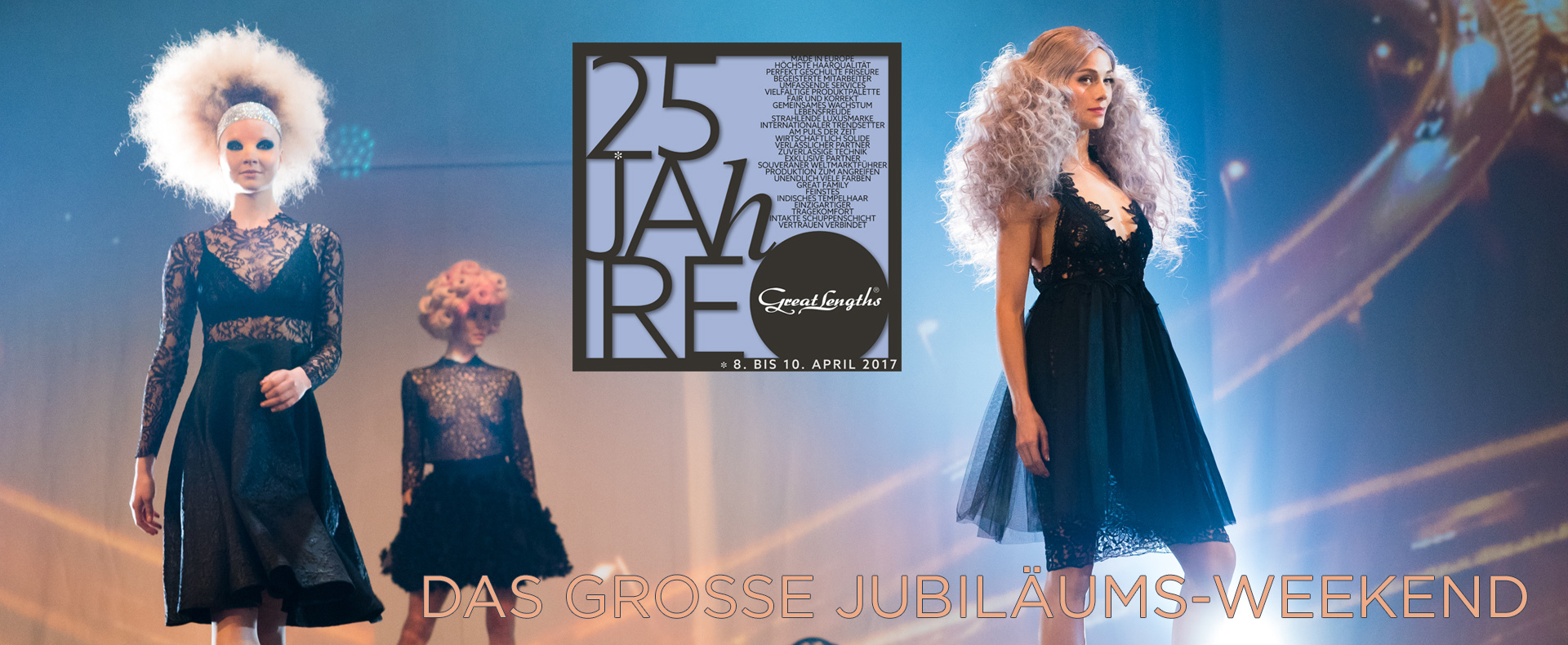 25 Jahre Great Lengths - das große Jubiläums Weekend (© Great Lengths)