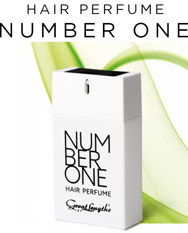NUMBER ONE Hair Perfume by Great Lengths (© Great Lengths)
