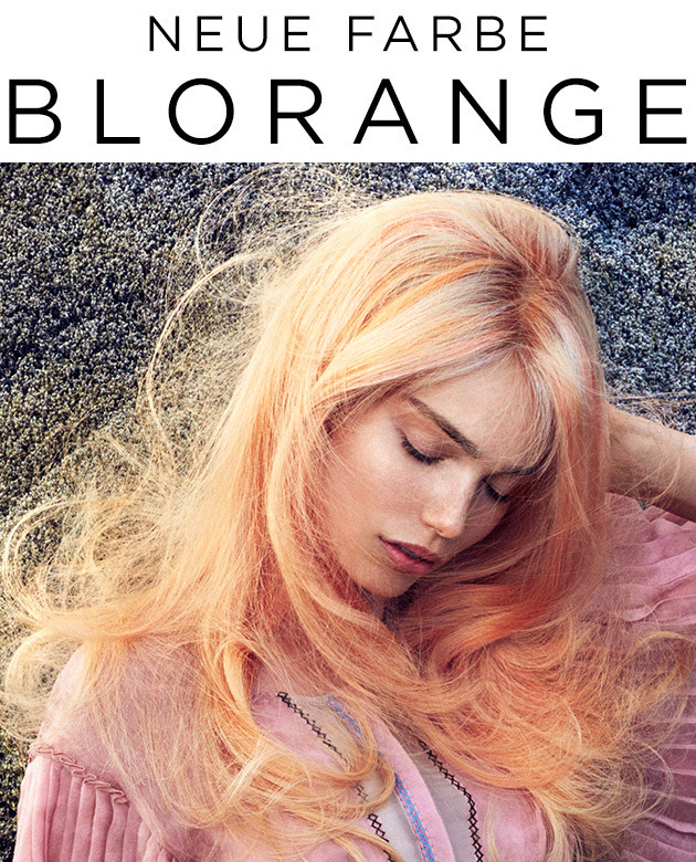 Blorange, DIE Farbe des Sommers 2017 (© Great Lengths)