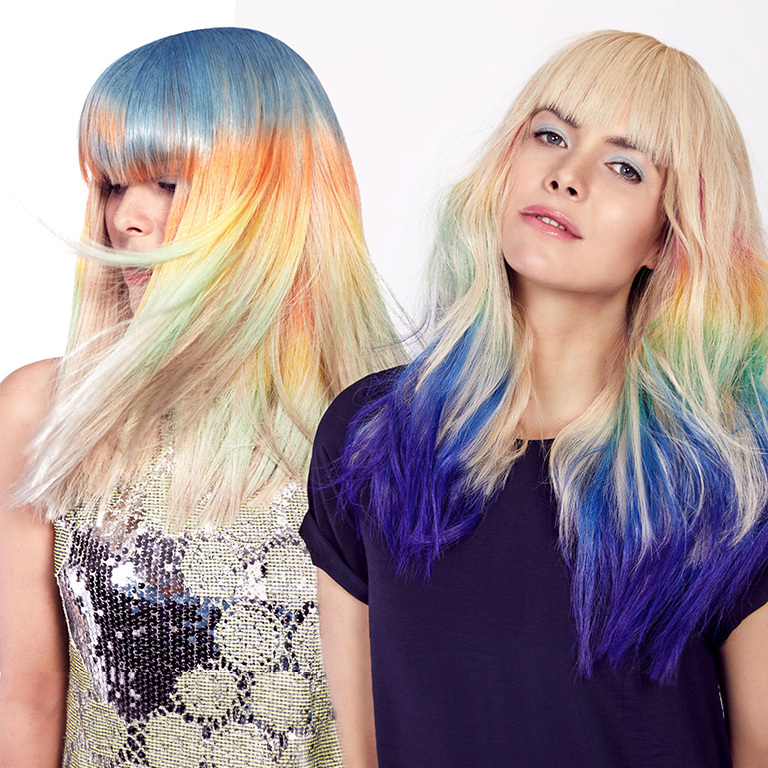 Mit Rainbow und Unicorn die Mega-Neuheit (© Great Lengths)