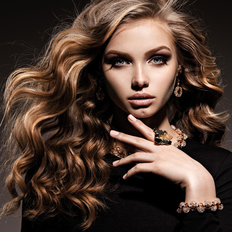 #coldbrewhair - Great Lengths präsentiert neuen Farb-Trend (© Great Lengths)