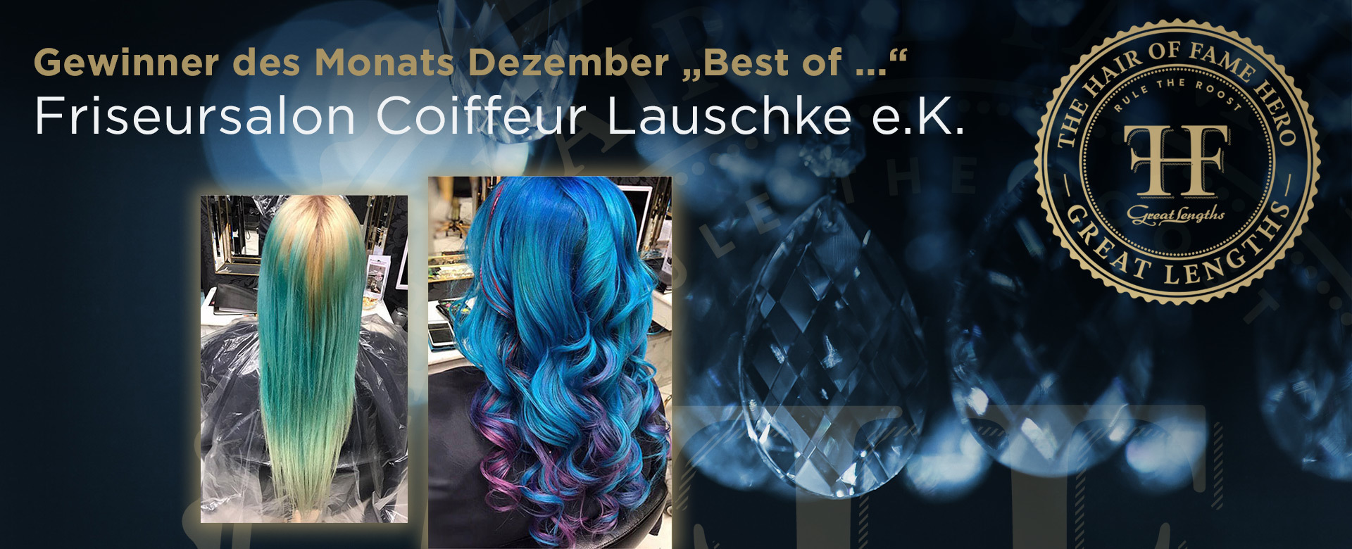 Hair-of-Fame Hero Monat Dezember 2018 (© Great Lengths)