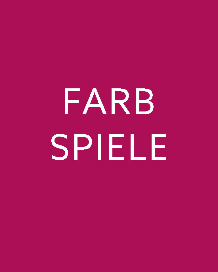 Farbspiele:  (© Great Lengths)
