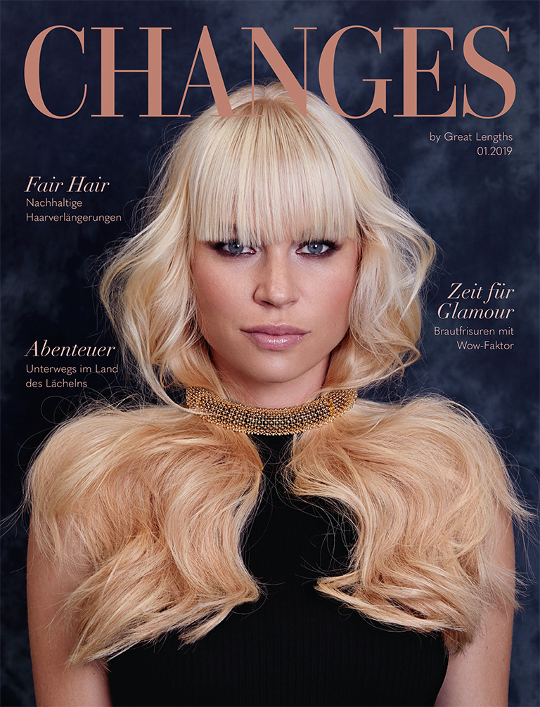 Magazin CHANGES 1 / 2019 (© Great Lengths)