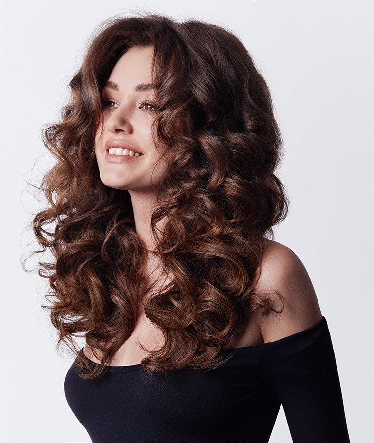 ABC - Extensions, Frisuren, Styling und Haarpflege (© Great Lengths)