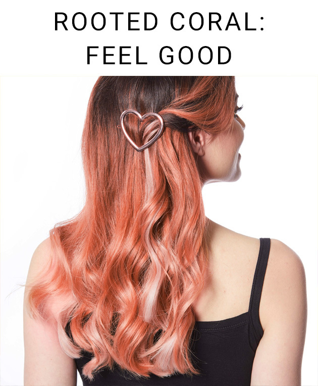 Rooted Coral: Feel Good (© Great Lengths)