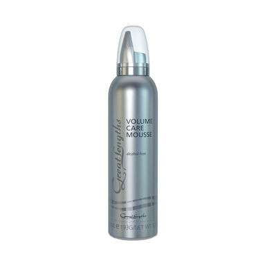 Volume Care Mousse, 200 ml:  (© Great Lengths)