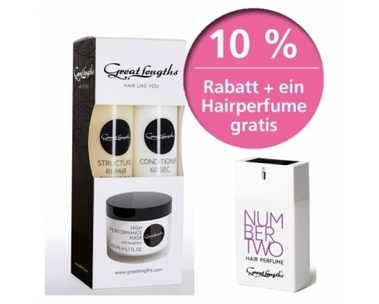 Multibox Structure Repair + Hairperfume:  (© Great Lengths)