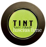 TINT Haarkreide . luscius lime: tint-luscius-lime-gross (© Great Lengths)