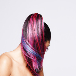 Colorsmash Farb-Haarspray:  (© Great Lengths)